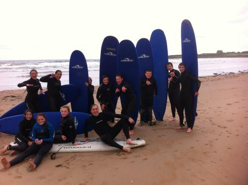 Surf camp a