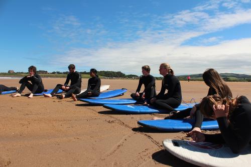 Surf camp c
