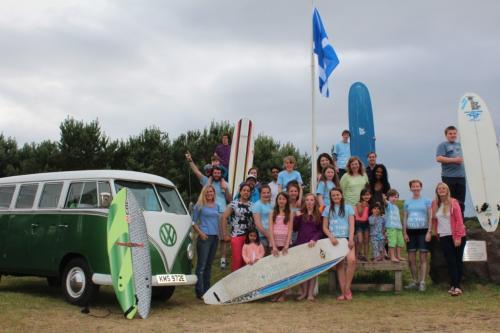 Surf Camp k